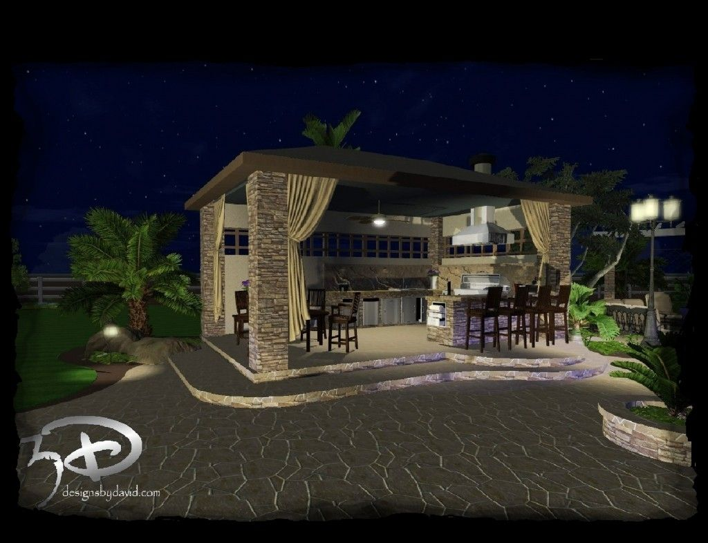 Enclosed outdoor kitchen designs jubizfo pinterest