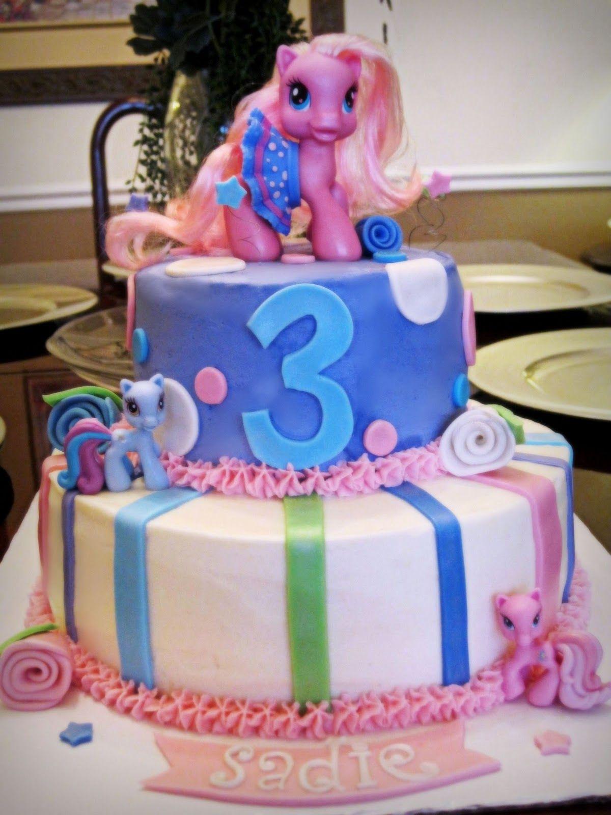 My Little Pony Birthday Sheet Cake My little pony birthday ...