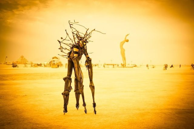 The Deserts of Burning Man by Trey Ratcliff (15 Pictures) > Doku ...