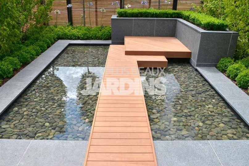 Awesome Bassin Design Jardin Gallery - Design Trends 2017 ...