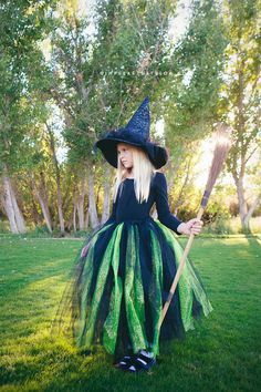 Diy Glinda And Wicked Witch Of The West Costumes Halloween