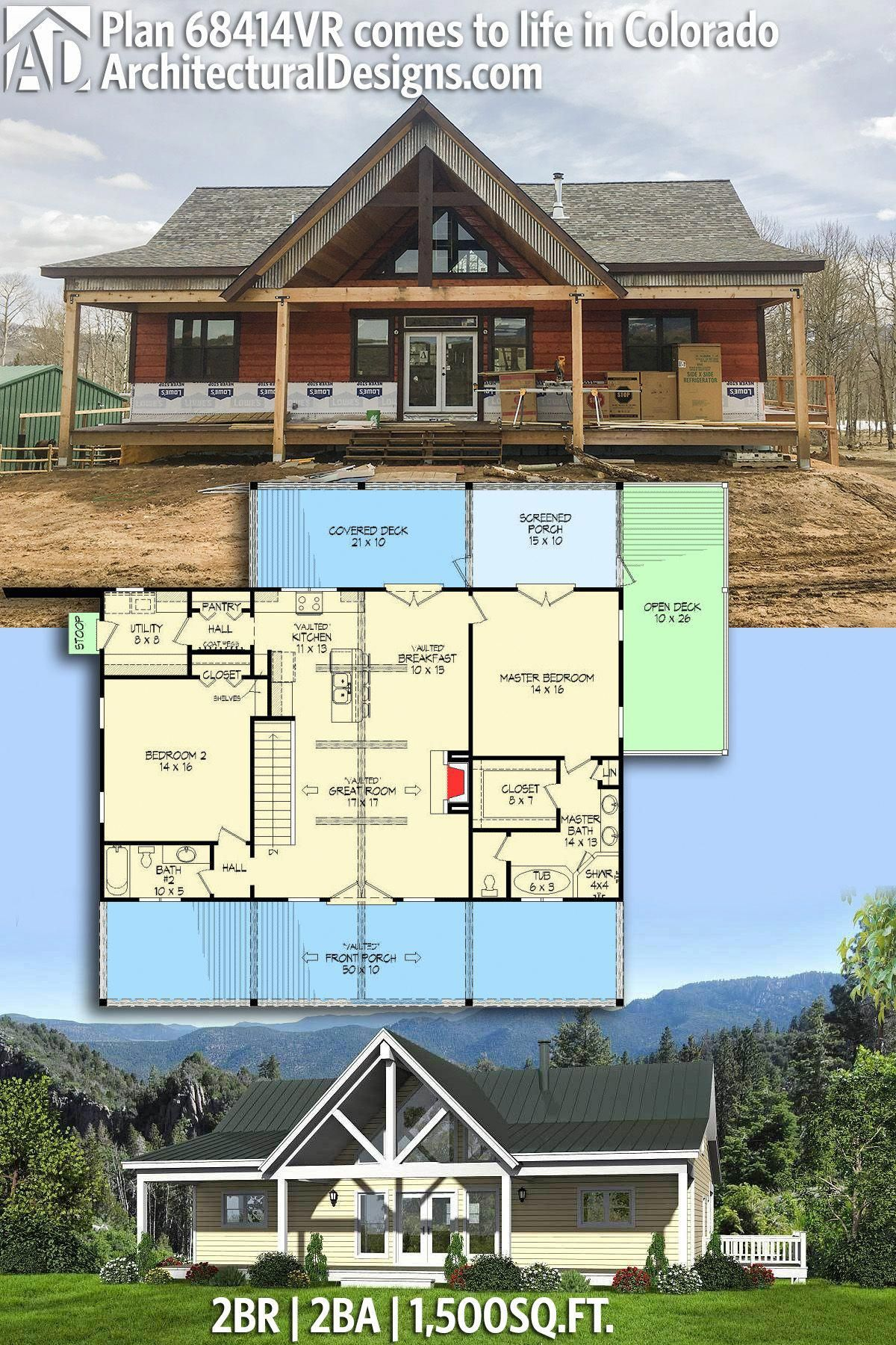 1500 Sq Ft Monitor Barn Would Need To Scale Down Architecturedesign Barn House Plans Pole Barn House Plans Architectural Design House Plans