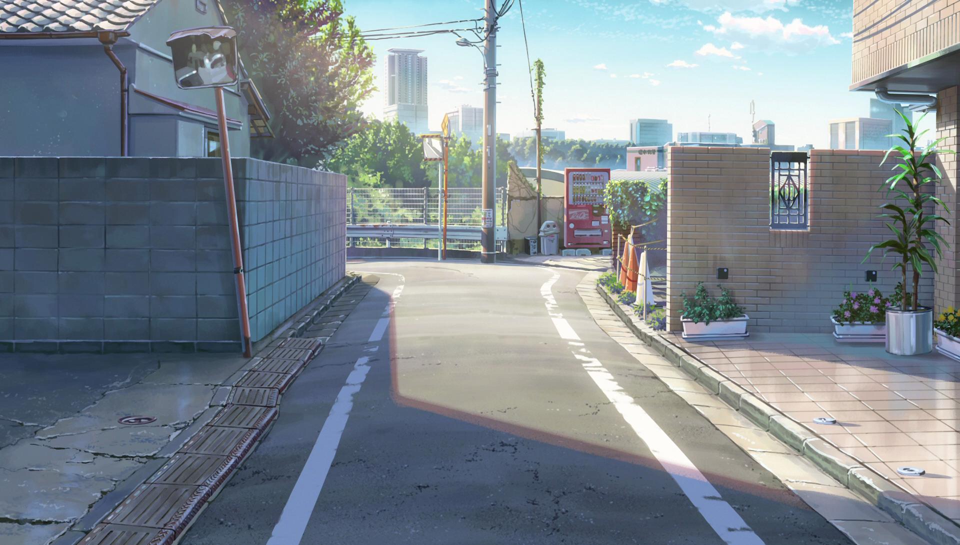 Kimi no Na wa in 2020 Anime places, Scenery wallpaper