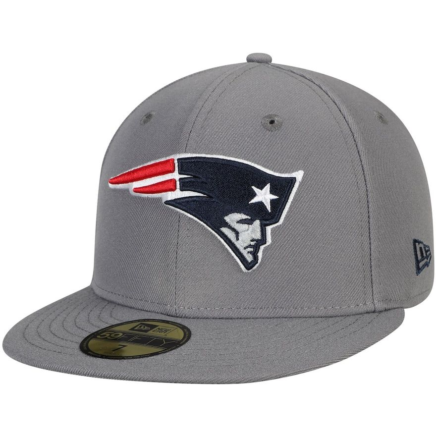 Football Nfl New England Patriots Throwback Logo 59fifty New Era Fitted Hat Cap Sports Mem Cards Fan Shop Cub Co Jp