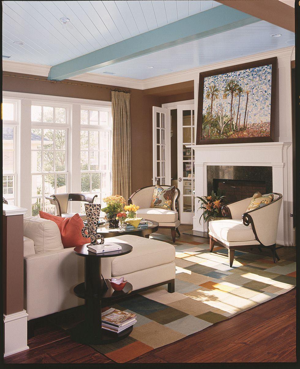 "20 Decorating Ideas From The Southern Living Idea House: ""Southern Living"" Idea House In Charleston, South Carolina"