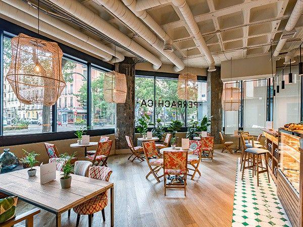 Perrachica Un Restaurante Con Encanto En El Barrio Chamberi Con