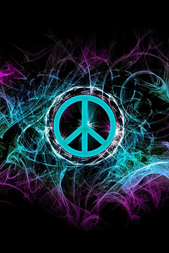 Peace Sign Wallpapers Wallpaper Hd Wallpapers Pinterest