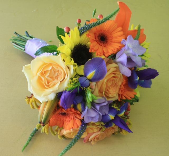 Early June Wedding Flowers For Broomall PA