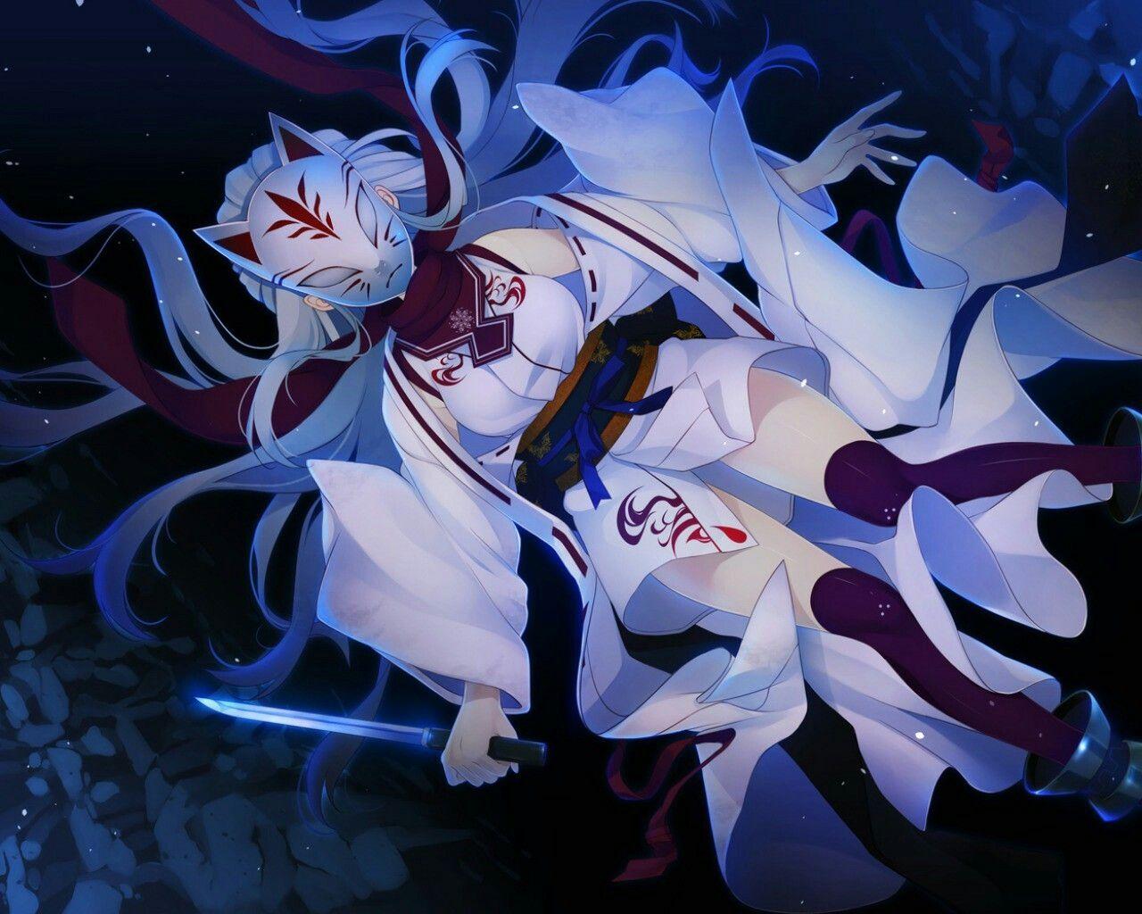 Pin By Anime Girls On Anime Anime Kimono Anime Ninja Anime