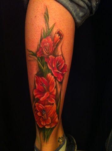 Images Of Gladiolus Tattoo Jpg 356 480 Pixels Gladiolus Flower Tattoos Gladiolus Tattoo Gladiolus Flower
