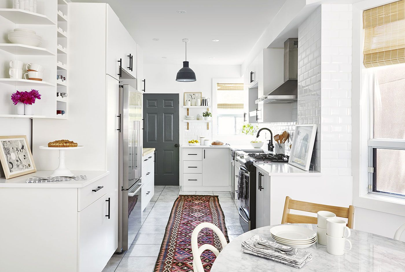Eat-in Kitchen designed by Lindsey Levy | Дизайн | Pinterest ...