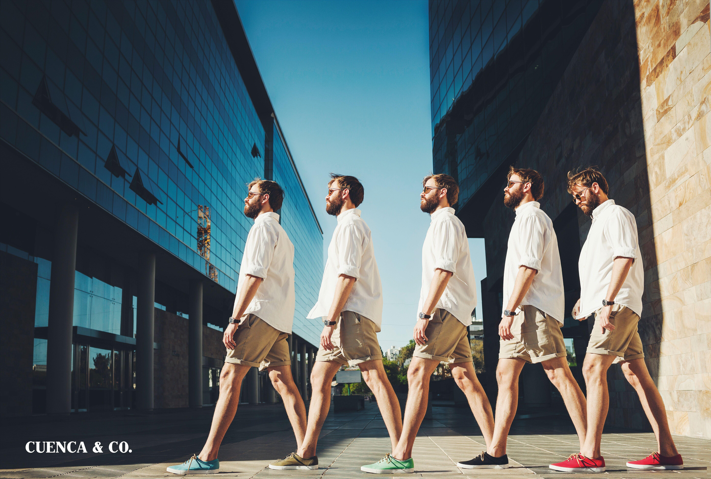 Trascender. Cápsula 1 Barcelona Canvas Cuenca & Co. Shoe Company. Córdoba, Argentina.  Ph: @luchovidales