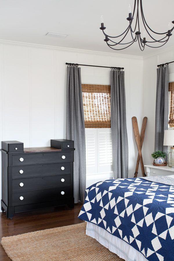 Farmhouse Lakehouse Cottage Style Bedroom Eastlake Dresser