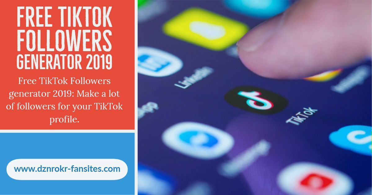 Tiktok is a viral and famous live video streaming social