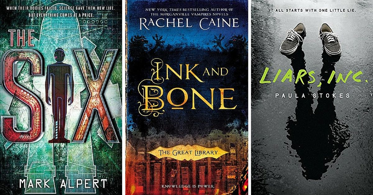 You don't have to be school-aged to enjoy these kickass teen novels.