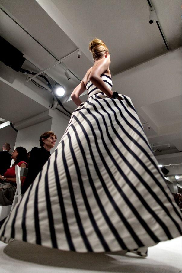 Friday Fashion: The Look of the Week | Oscar de la Renta, Spring ...