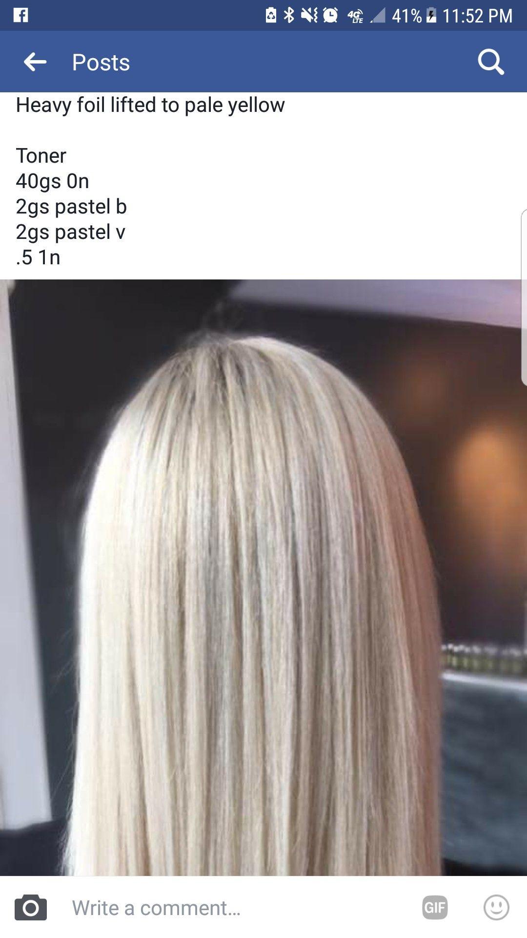 Aveda Toner Aveda Hair Color Hair Color Formulas Aveda Hair