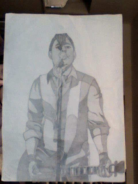 Kristofer Dommin Pencil Art