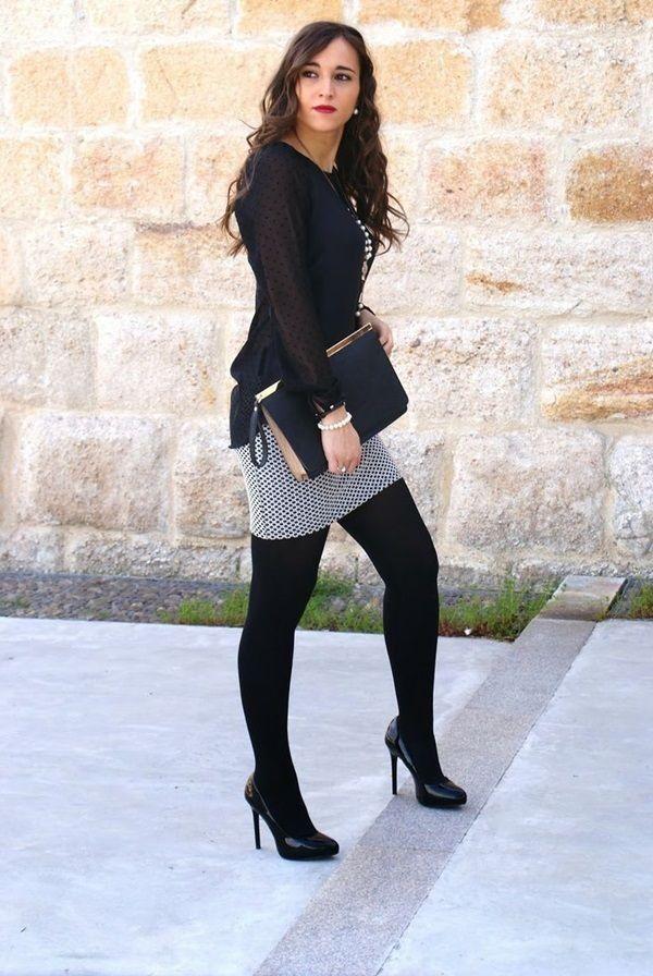 38dcbbfa5 20 Outfits que serán tu secreto para conseguir un trabajo bien ...