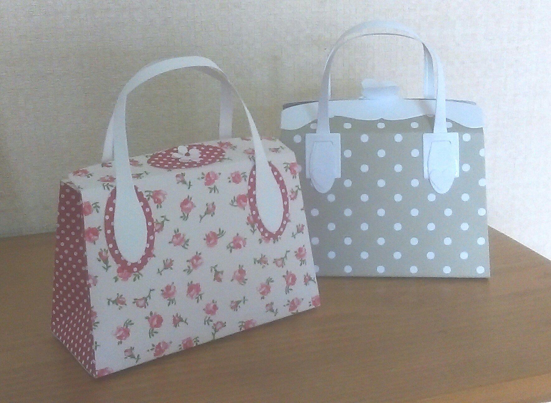 Kensington Bag | PAPER PURSES/BOXES | Pinterest | Bag, Paper purse ...