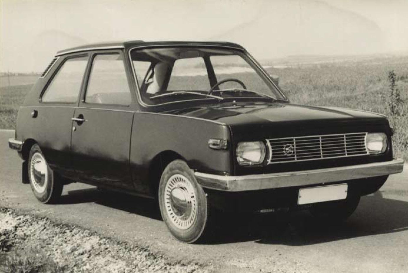 OG | 1963 70 Trabant P603 | Full Size Prototype