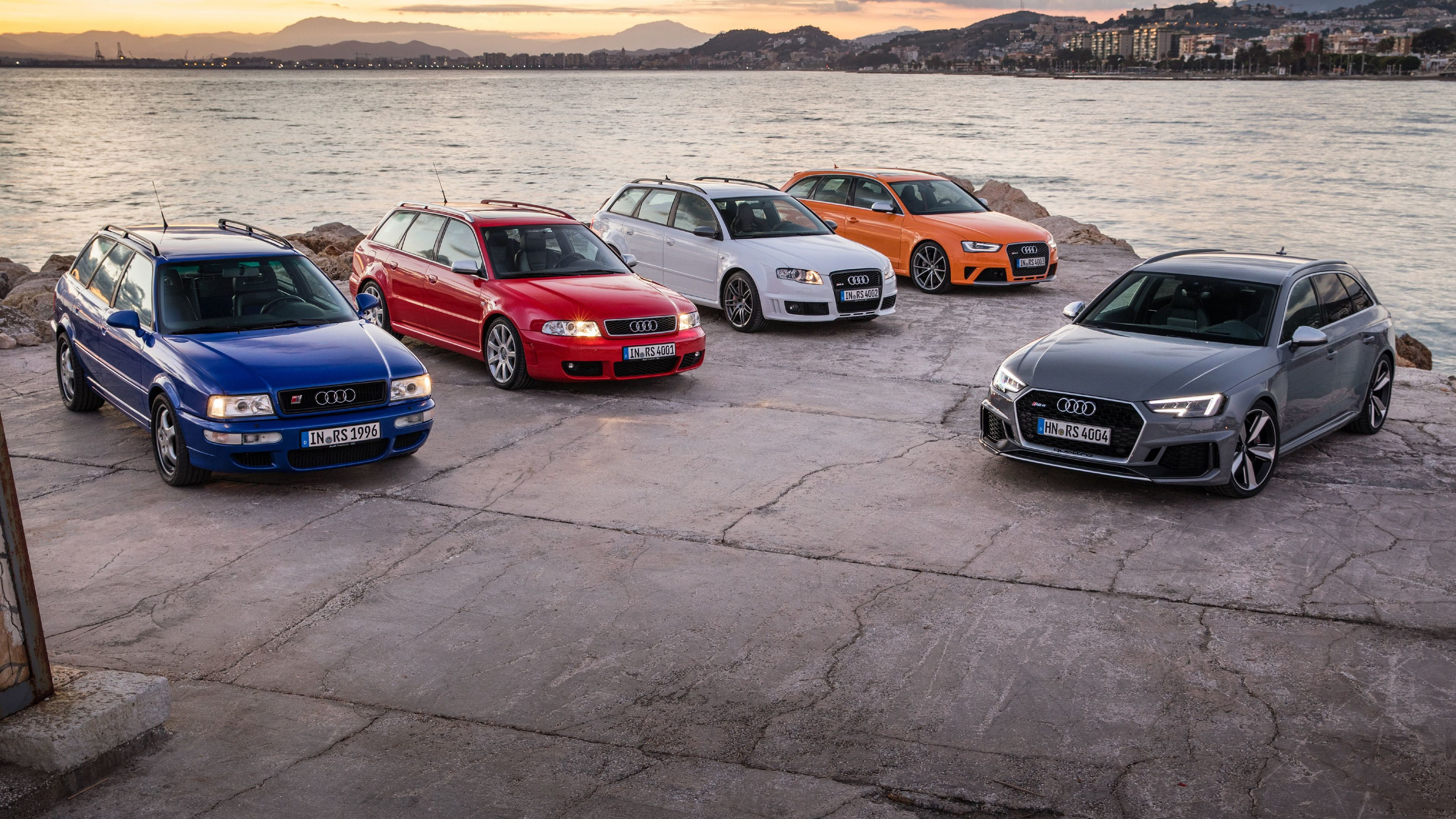 Wallpaper 4k Audi Rs2 Rs4 All Editions 2017 Cars Wallpapers 4k