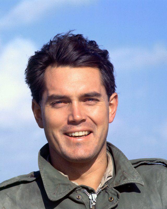 Jeffrey Hunter Star Trek: The Cage Commander Pike