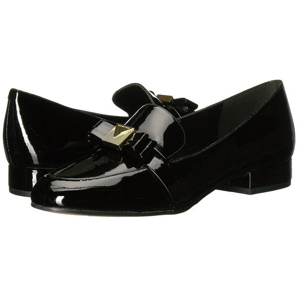 MICHAEL Michael Kors Caroline Patent Leather Bow Loafers g8neOp