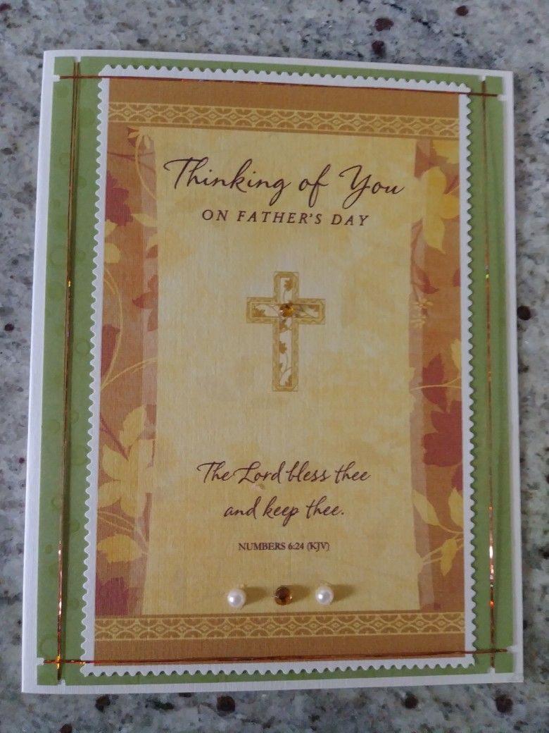 Pin by Dinito Hernandez on My Cards | I card, Fathers day, Cards