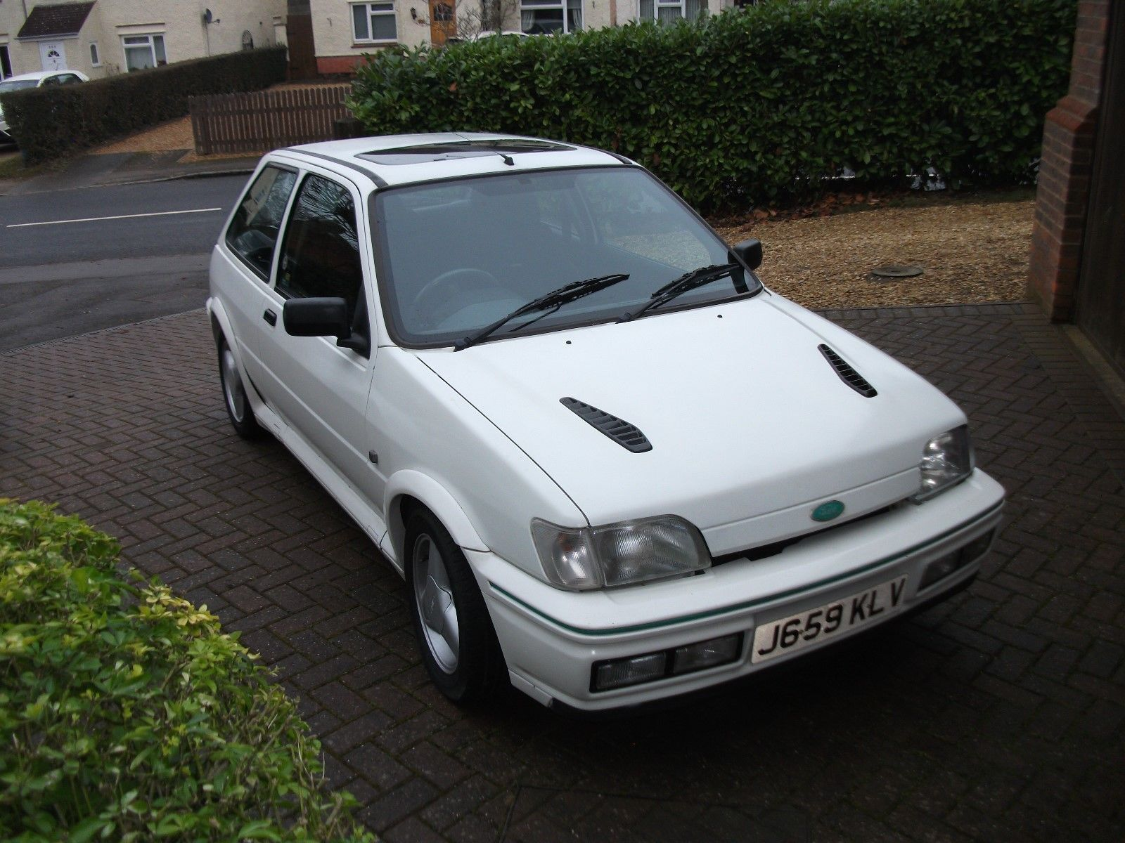 Pin By George On Fiesta Ford Fiesta Ford Turbo
