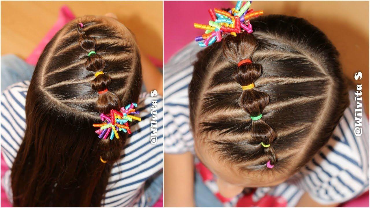 Peinado Para Niñas Fácil Y Rápido Para La Escuela Wilvita Peinados Para Chicas Peinados Para Niñas Peinados Con Trenzas Para Niñas
