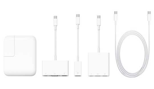 Apple New Macbook With New Usb Type C Accessories Price Starting From 19 Technology News Reviews And Buying Guides New Macbook Apple Accessories Apple New