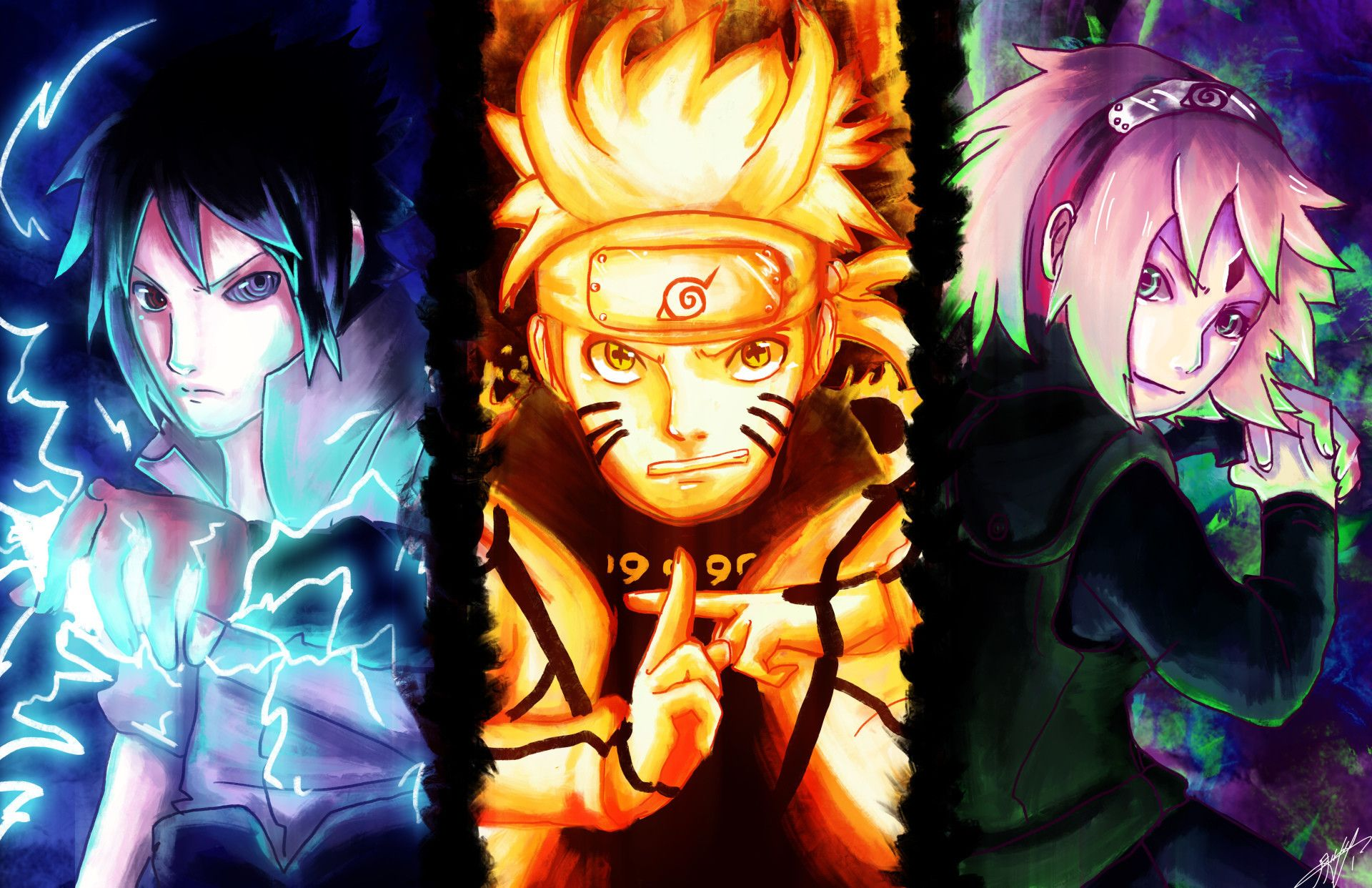 Naruto 1080p Wallpapers For Android