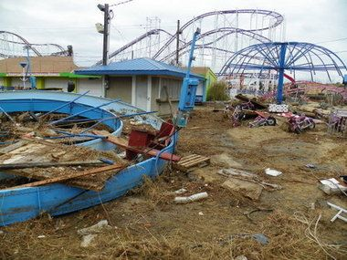 NJ.com article about rebuilding from Super Storm Sandy.