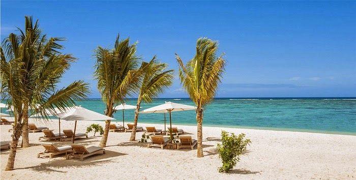 CHIC COASTAL LIVING: Travel Destination: St. Regis Le Morne Africa