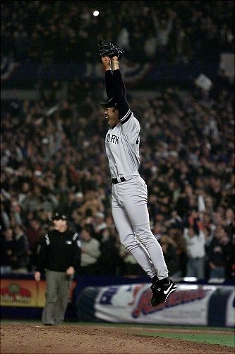 separation shoes 6ed75 7cb47 Mariano Rivera - The legendary Yankees closer - Photos - The ...