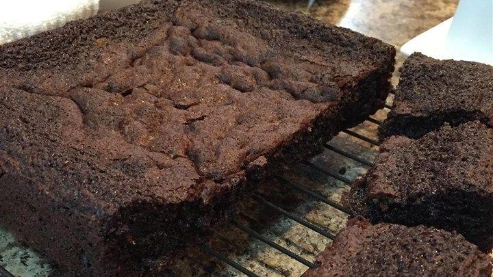 High Altitude Deep Dish Brownies Recipe Recipes Dessert