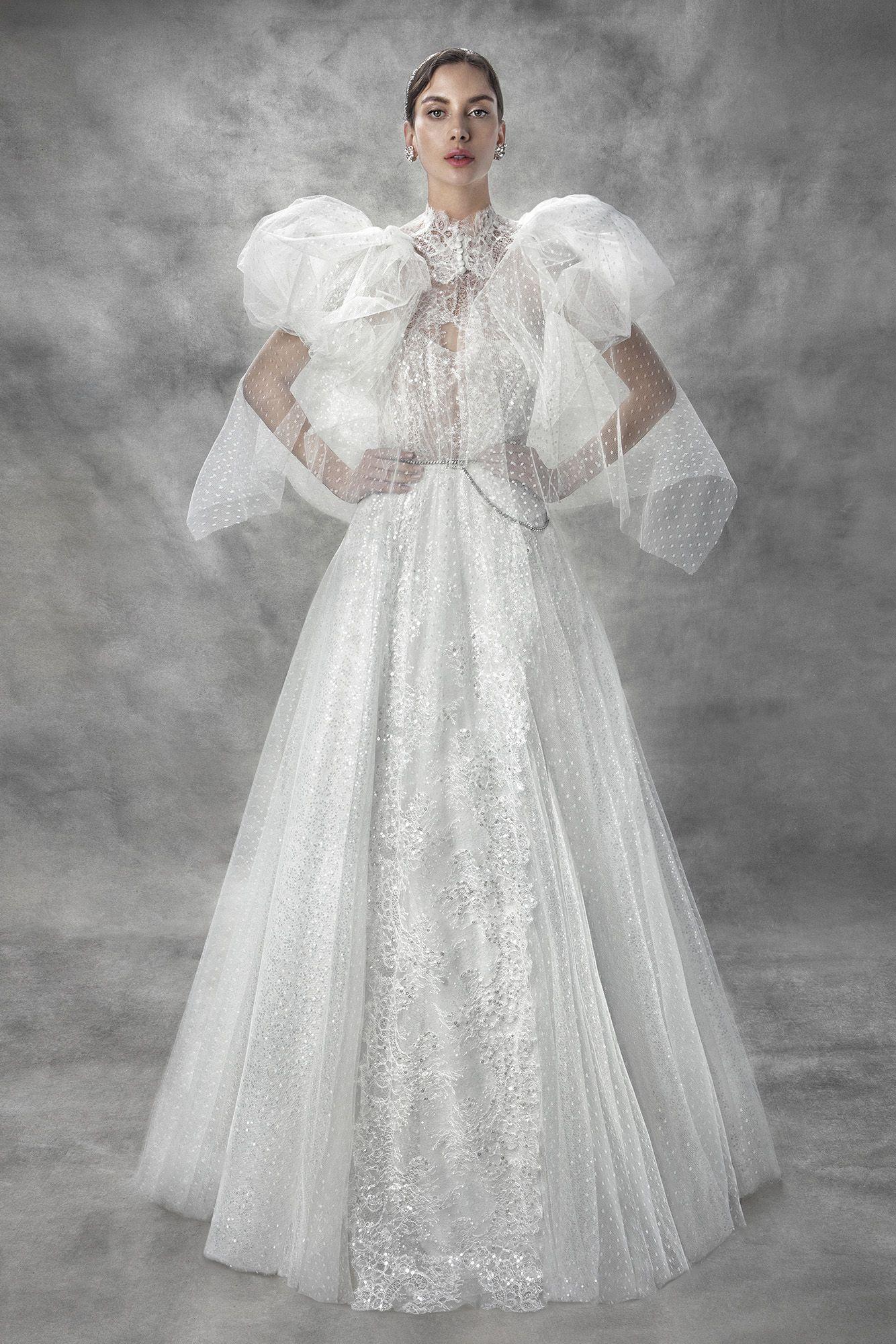 a95d67f241f66 Victoria KyriaKides Bridal Spring 2020 | FAV Wedding, 2020 ...