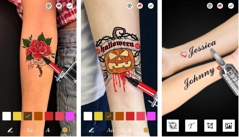 tattoo maker app download