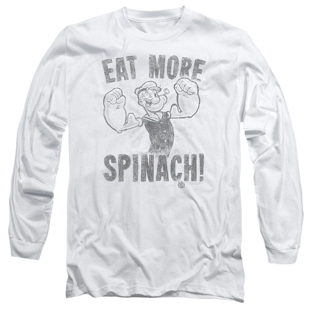 Eat More Spinach