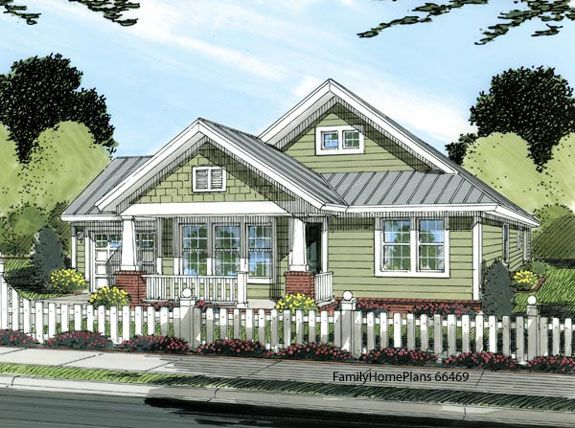 Bungalow Floor Plans | Front porch columns, Porch columns and ...