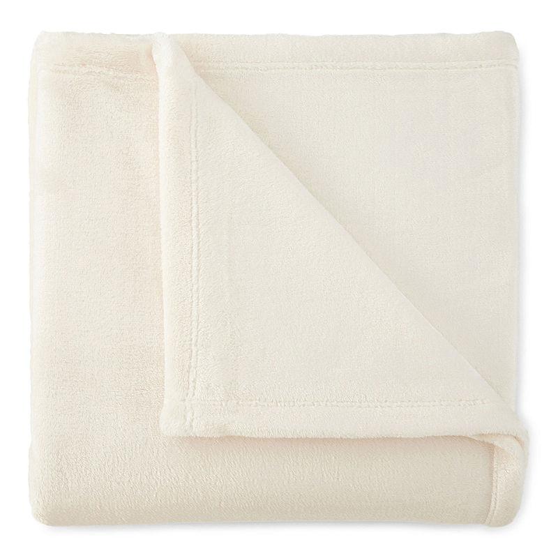 Royal Velvet Silk Touch Blanket Silk Touch Velvet Silk