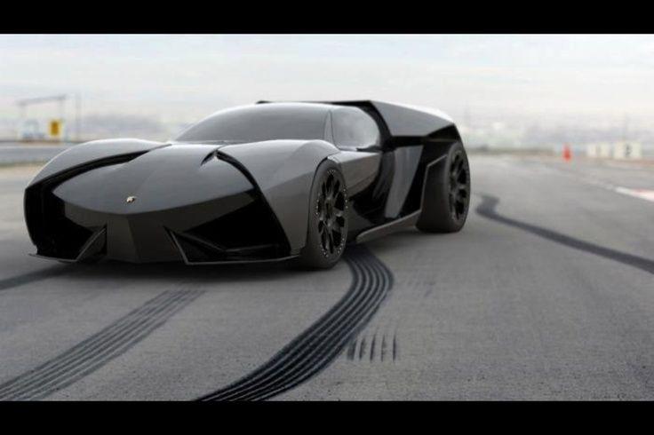 Lamborghini concept cars 2016