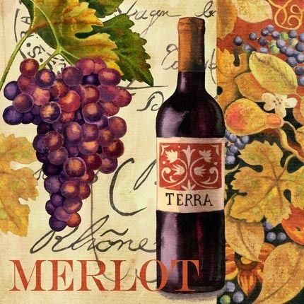 Terra Merlot (Jennifer Brinley)