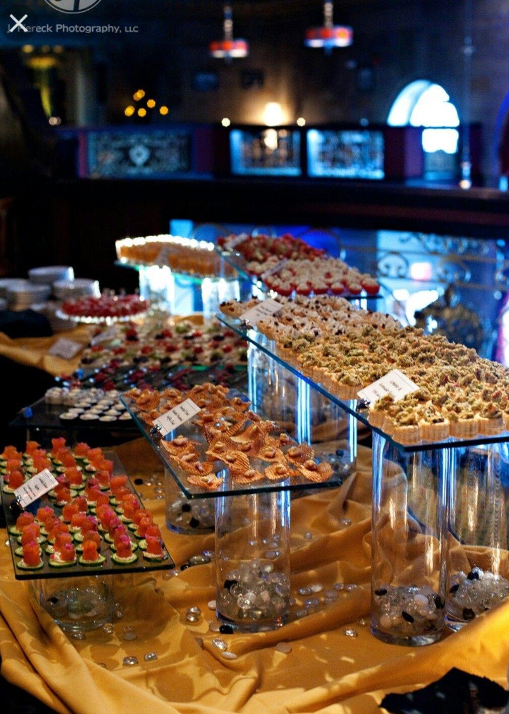Modern Food Display Idea Food Displays Catering Buffet Food Display