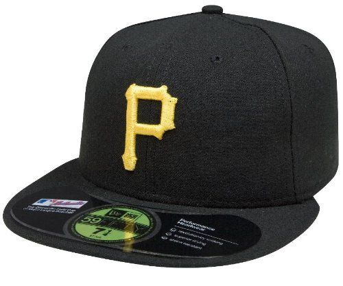 4c65e1d611d3a MLB Pittsburgh Pirates Game AC On Field 59Fifty Fitted Cap-734