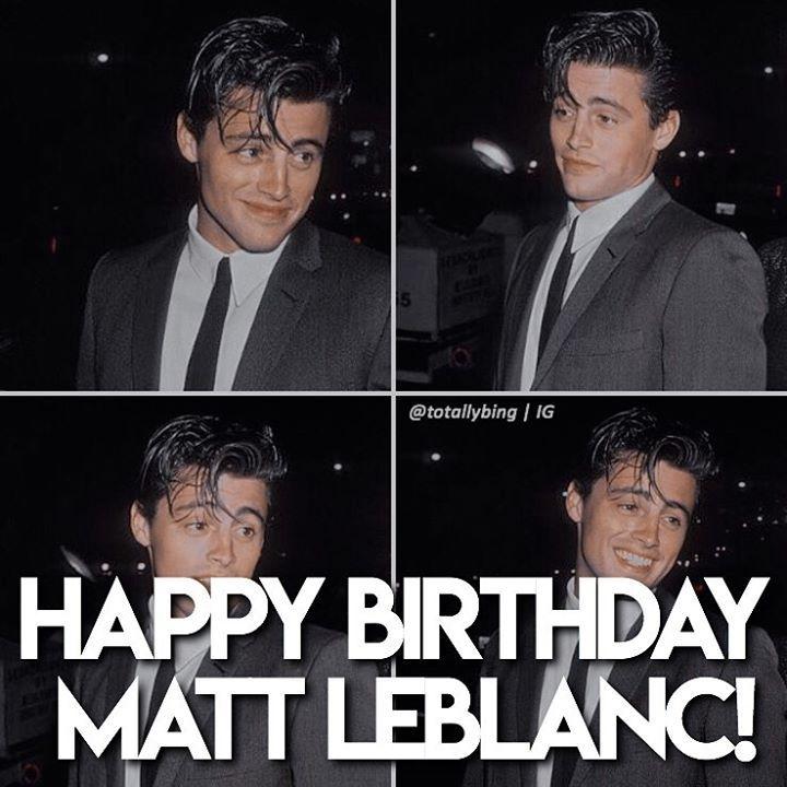 Friends Tv, Friends Tv Show, Happy Birthday Matt