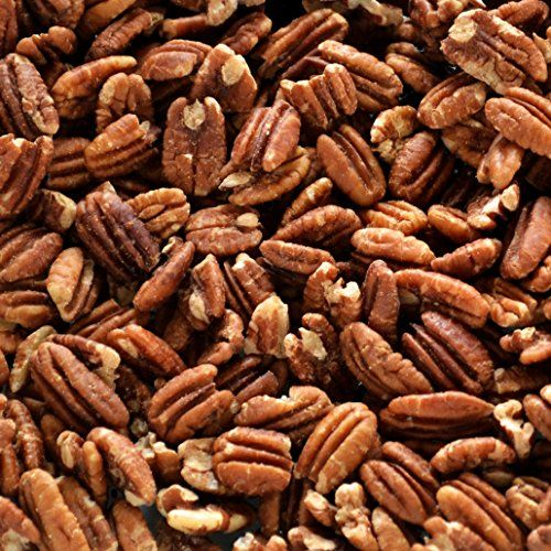 Native Pecan Halves, Family Recipe Crispy, Soaked And