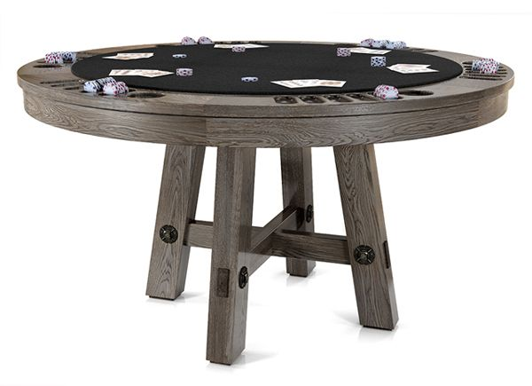 Captivating Loft Poker Table