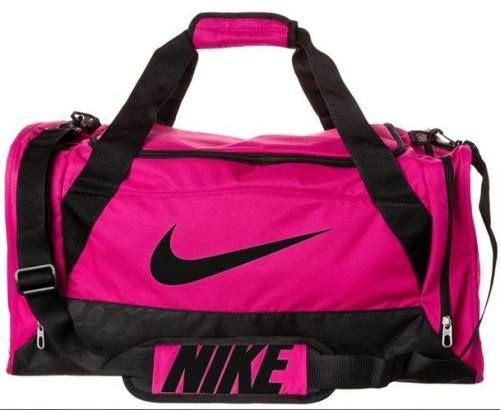 Bolsas Schwarz Brasilia Bolsa De Deporte Pink Performance Nike SjqzGULMpV